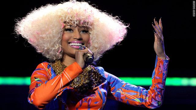 Nicki Minaj wants to be an actress
