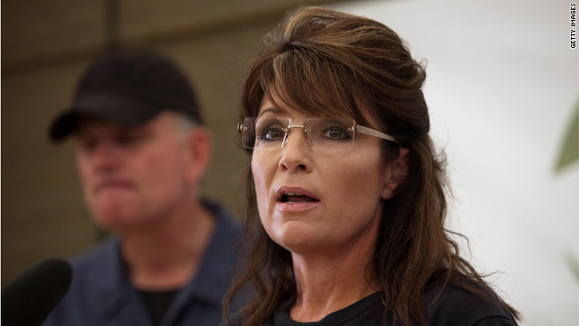 Palin re-tweet raises questions