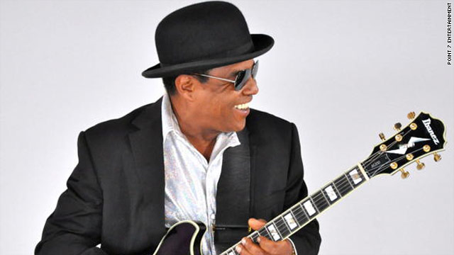Tito Jackson making new music