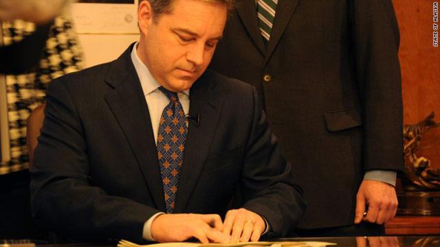 Alaska governor certifies Sen. Murkowski's re-election