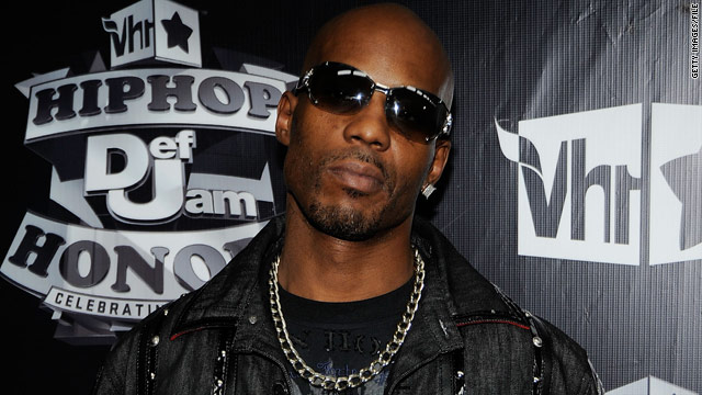 DMX moved to mental health unit