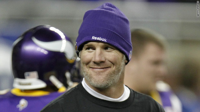 SI.com: NFL had to do something about Favre allegations