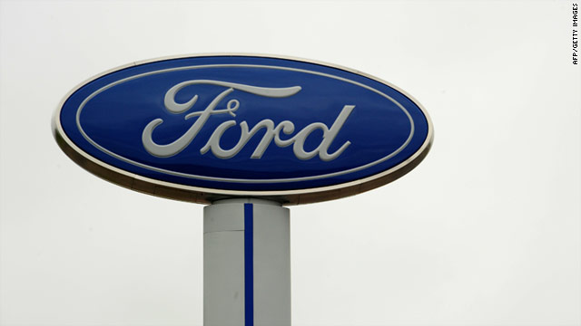 Ford, Chrysler recalling thousands of vehicles
