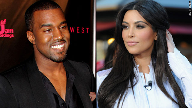 Kim K and Kanye's secret project