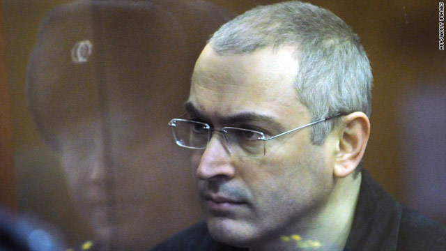 Former Russian oil tycoon faces another 6 years in prison