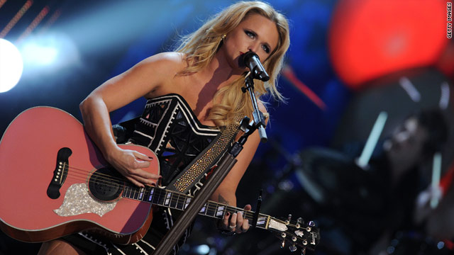 How Miranda Lambert dropped two sizes