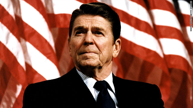 Reagan to be featured at Rose Parade