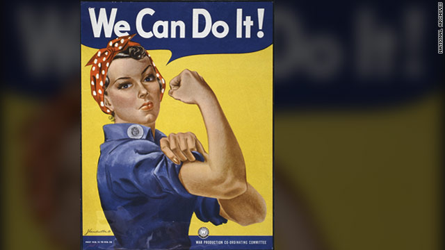 Geraldine Hoff Doyle, &#039;We Can Do It!&#039; poster inspiration, dies at 86