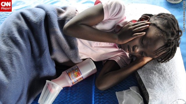 Cholera death toll in Haiti rises to 3,333