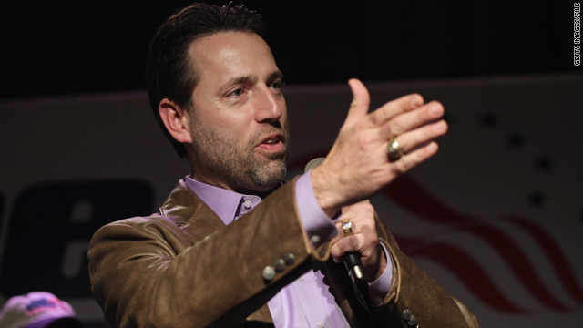 "Joe Miller to CNN: ""I'm not going to talk about sour grapes"""