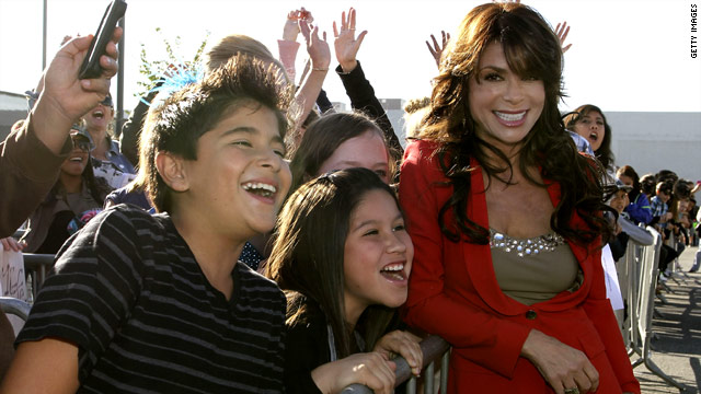 Paula Abdul: &#039;I have a brain&#039;