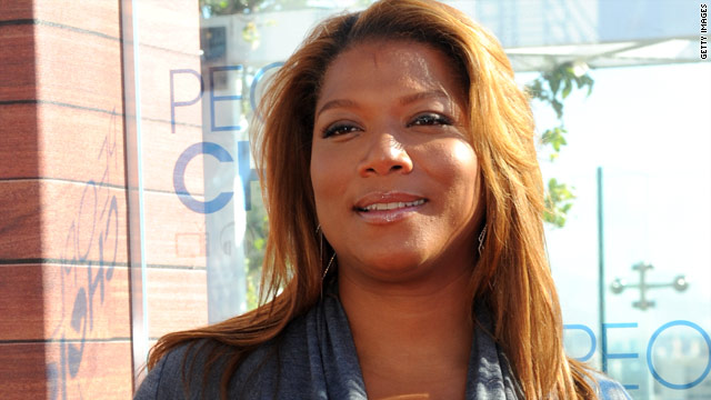 Queen Latifah's words of wisdom for Kate