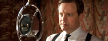 'King's Speech' close to home