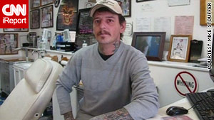 2010 was a roller-coaster year for Daniels' tattoo shop, but he learned to make smarter business decisions as a result.