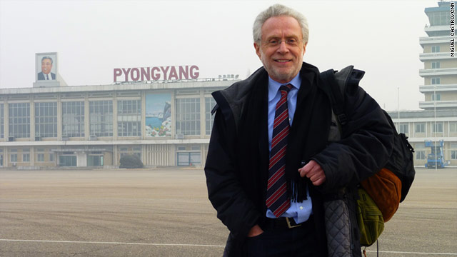 CNN's Wolf Blitzer has reported on major stories from all over the world.