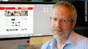 """Everybody needs an editor -- even the best editors need an editor,"" says CNN.com's Steve Goldberg."