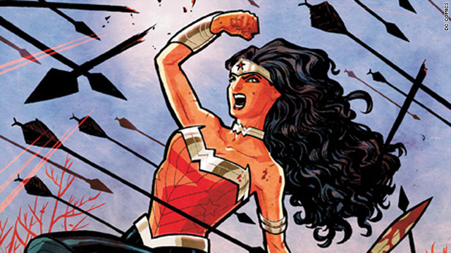 I want my 'Wonder Woman' movie!