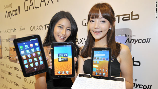 Samsung's Galaxy Tab, released in 2010, could find itself supplanted by a new breed of tablets at CES this week.