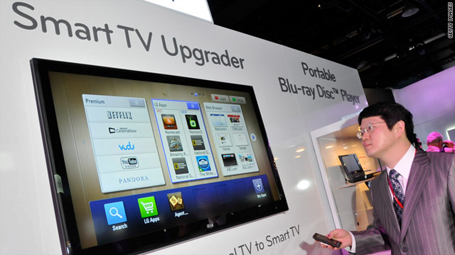 It may take a genius to shop for smart TVs - CNN com