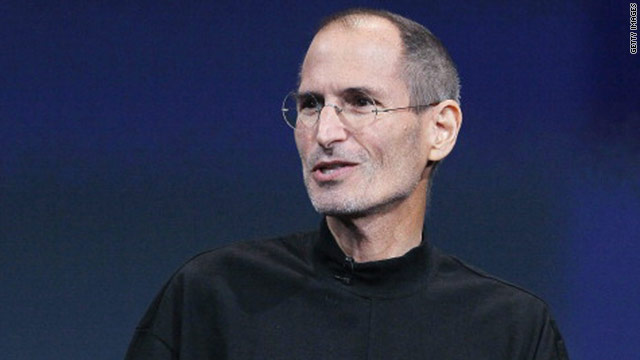 Apple CEO Steve Jobs, shown here in October 2010, has had medical issues in the past.