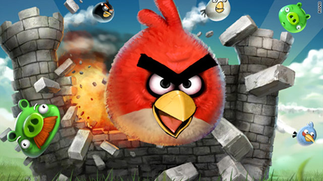 "The wildly popular ""Angry Birds"" game could become an animated series, CEO says."