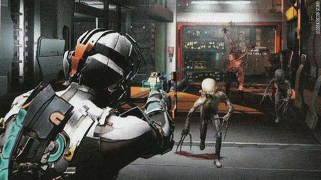 "The necromorphs are back, and even scarier, in ""Dead Space 2,"" a follow-up to the 2008 survival horror hit."