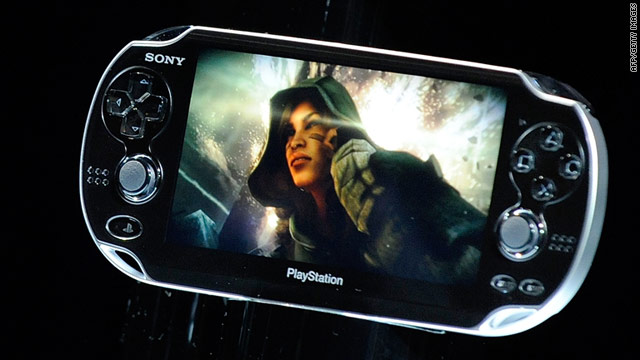 Sony's next PlayStation portable system will have a touch-screen and 3G cell access. It's scheduled for a release late this year.