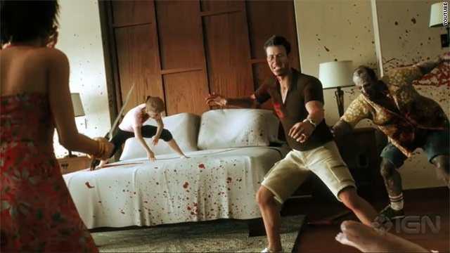 "Omar Gallaga says the ""Dead Island"" trailer is part of a growing, disturbing trend in video games."