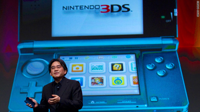 At a game conference keynote, Nintendo President Satoru Iwata talks about the importance of innovation.