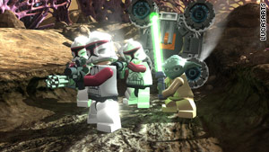 """Lego Star Wars III: The Clone Wars"" could become a kids' favorite."