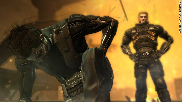 "Interactive fictions like ""Deus Ex: Human Revolution"" rival other forms of narrative entertainment in their sophistication."