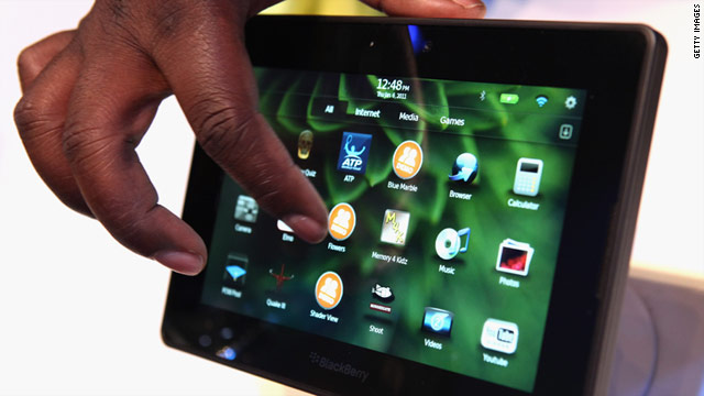 BlackBerry's PlayBook is set to release on April 19. Adobe Flash is probably contributing to the delay.