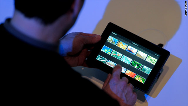 The BlackBerry PlayBook is a good tablet, but not comparable to some others on the market.