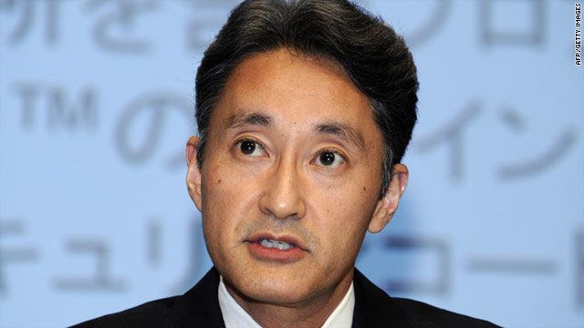 Sony Computer Entertainment President Kazuo Hirai says in a a letter to Congress that Anonymous may be linked to the hacks.