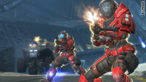2010's &quot;Halo: Reach&quot; was just one of many hits in the blockbuster game franchise.