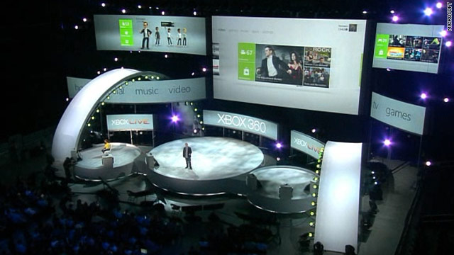 "The new Xbox slogan is ""You say it. Xbox finds it."" The experience uses Microsoft's Bing search engine."