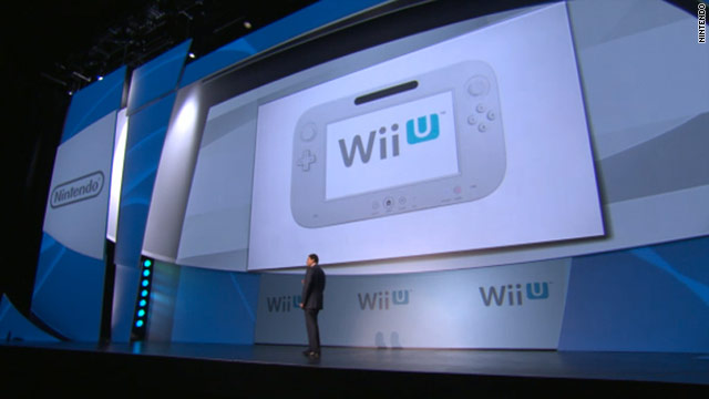Nintendo wants to pitch the Wii U as a game system for Me and You and all of Us to play Together.