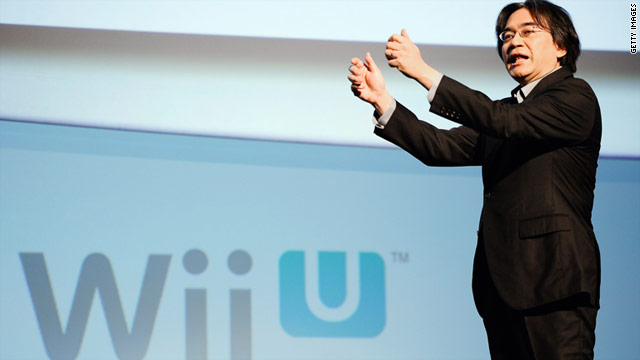Online security is among Nintendo's utmost concerns, global president Satoru Iwata says.