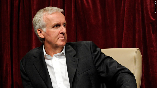 "While prepping to film the next two ""Avatar"" movies, James Cameron has been keeping busy with other 3-D technology."