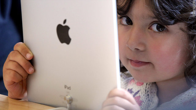 The iPad is a must-have accessory for all parents of young kids, Don Martelli says.