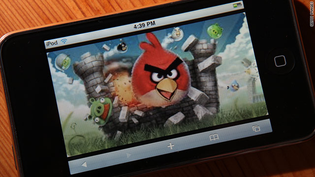 "With the best games such as ""Angry Birds,"" social games excel with the signature characteristics of gaming classics."