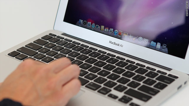 Apple has updated the MacBook Air.