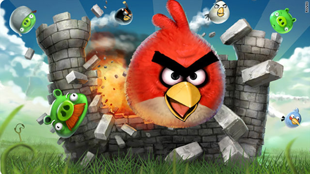 More birds have now been flung in &quot;Angry Birds,&quot; at least 100 billion, than actually exist, according to Rovio.