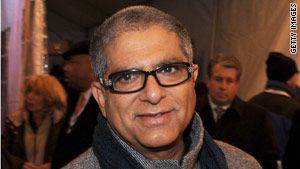 Deepak Chopra, video gamer. Who knew?