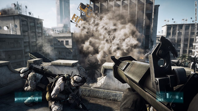 """Battlefield 3,"" due out this fall, seeks to give players an authentic-feeling narrative."