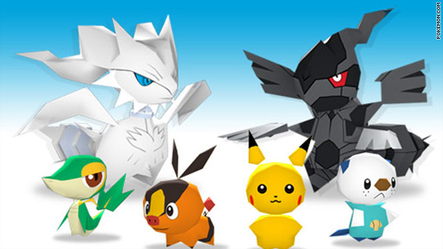 """Pokemon Rumble Blast,"" due out October 24, is one of the titles Nintendo hopes will reinvigorate flagging 3DS sales."