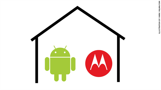 Google's plans to acquire Motorola Mobility appear to dovetail with the company's plans to break into home automation.