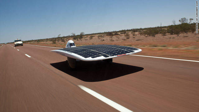 The record-breaking Sunswift IVy is officially the fastest solar powered vehicle in the world after clocking 88.8kph.