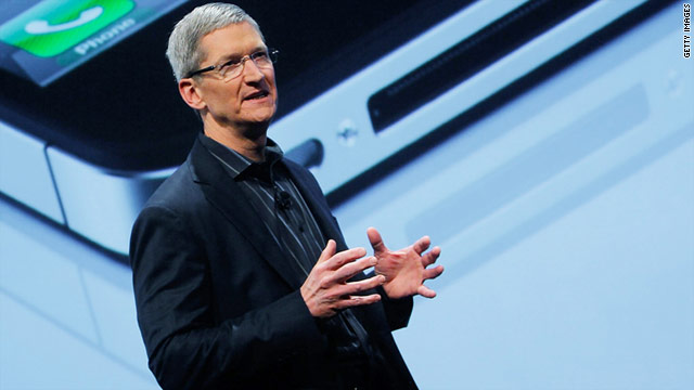 For the time being Tim Cook is in control at Apple, but he doesn't have a good shot at replacing Steve Jobs full-time.