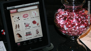 """""""Pretty In My Pocket,"""" an app for cosmetics customers, was among hopefuls at Startup Riot."""